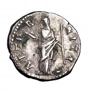 Cesarstwo Rzymskie, Faustyna Starsza, denar 138-141
