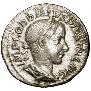 Cesarstwo Rzymskie, Gordian III, denar 238-244
