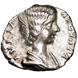 Cesarstwo Rzymskie, Julia Domna, denar 193-217