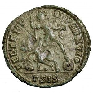 Cesarstwo Rzymskie, Konstancjusz II, follis 337-361