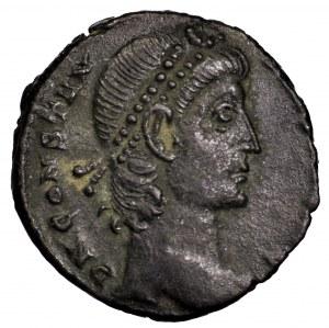 Cesarstwo Rzymskie, Konstancjusz II, follis, Siscia