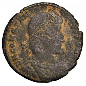 Cesarstwo Rzymskie, Konstancjusz II, brąz