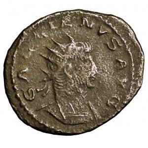 Cesarstwo Rzymskie, Galien, antoninian bilonowy 253-268