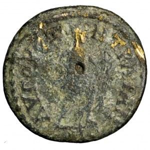 Cesarstwo Rzymskie, Geta, brąz kolonialny 189-212, Tracja