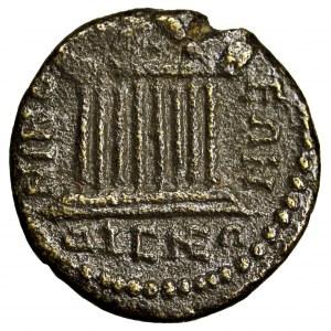 Cesarstwo Rzymskie, Aleksander Sewer, brąz kolonialny 222-235, Bitynia