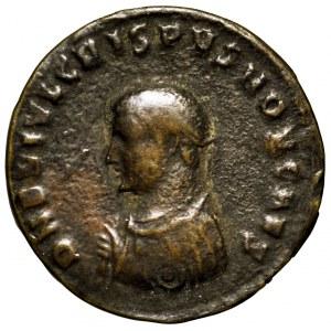 Cesarstwo Rzymskie, Krispus, brąz 317-326 - rzadki