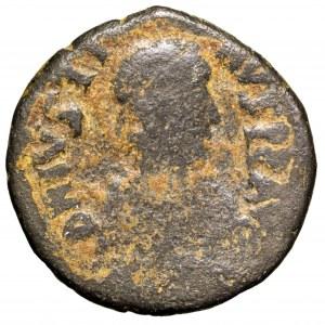 Bizancjum, Roman III Argyros, follis 1028-1034, Konstantynopol