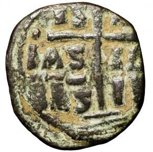 Bizancjum, follis, Konstantynopol