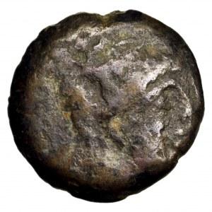 Syria, Antioch IX Philopator, brąz 114-96 p.n.e.