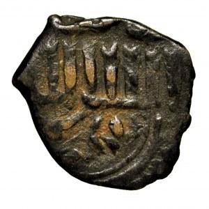 Egipt, Sułtanat Mameluków, brąz XIII-XIV w.