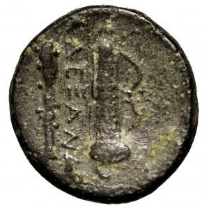 Grecja, Macedonia, Aleksander III, brąz 336-323 p.n.e.