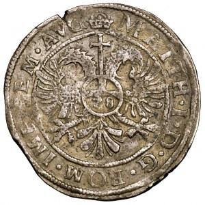 Niderlandy, Deventer, 28 stuberów (floren) 1618 - bardzo rzadkie