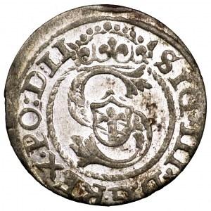 Zygmunt III Waza, szeląg 1596, Ryga