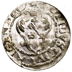 Zygmunt III Waza, szeląg 1609, Ryga