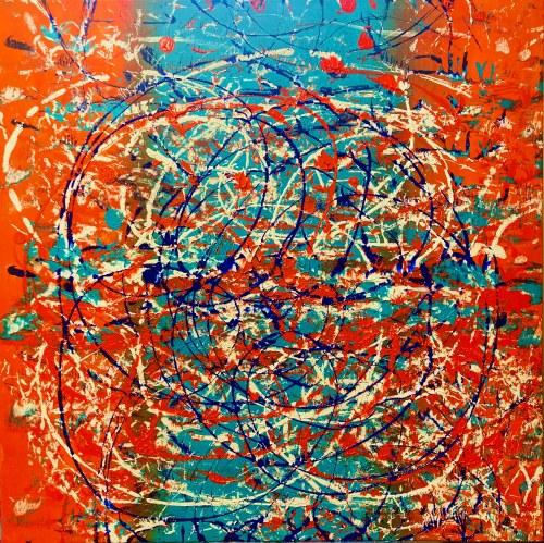Marta Dunal (ur.1989), Red Universe, 2021