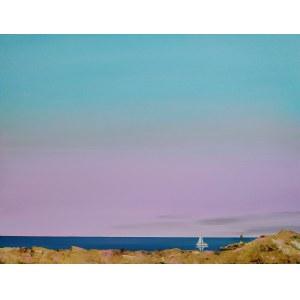 Hugo Giza (ur.1982), Punta Planka, 2021