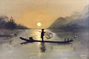 Grażyna Jeżak, Zatoka Ha Long Wietnam,