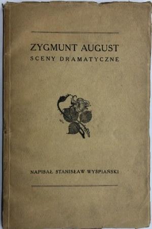 WYSPIAŃSKI - ZYGMUNT AUGUST