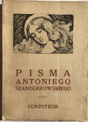 SZANDLEROWSKI – PISMA TOM I ŁADNY DRUK