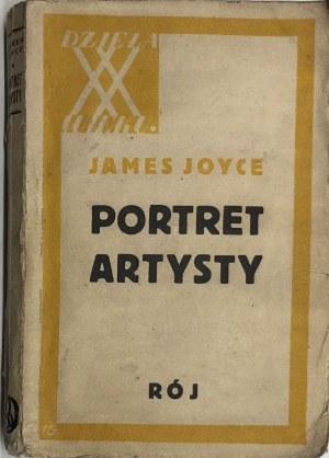 JOYCE - PORTRET ARTYSTY WYD. I