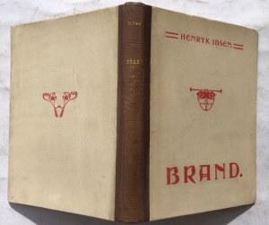 IBSEN - BRAND. POEMAT DRAMATYCZNY 1903