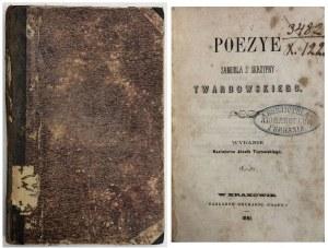 TWARDOWSKI – POEZYE 1861