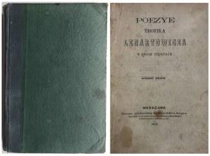 LENARTOWICZ - POEZYE 1859 r.