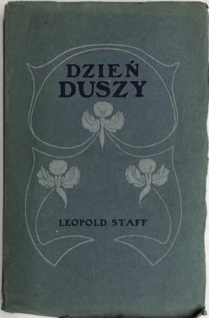 STAFF - DZIEŃ DUSZY. LWÓW 1912