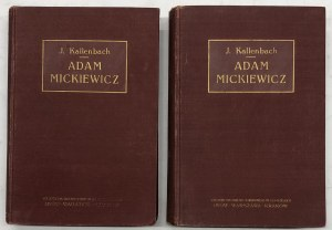 KALLENBACH - ADAM MICKIEWICZ
