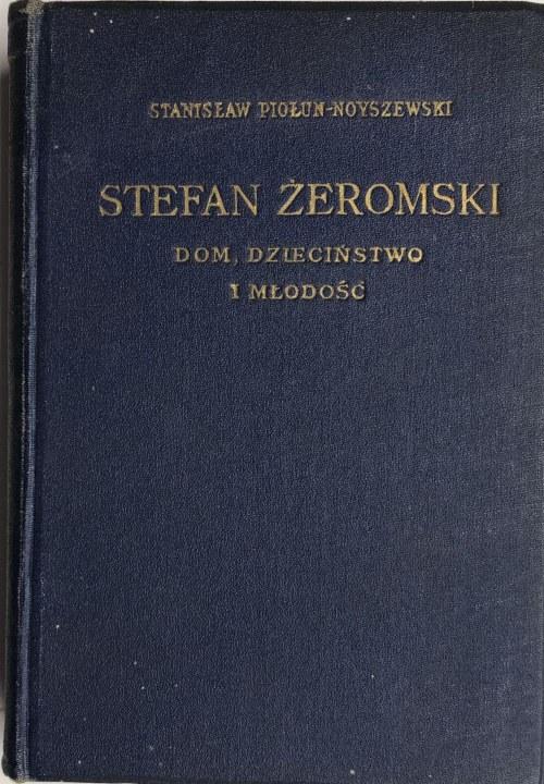 STEFAN ŻEROMSKI - DOM, DZIECIŃSTWO I MŁODOŚĆ