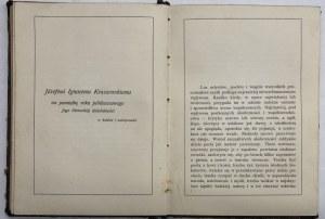 KRAUSHAROWA - SZKICE I STUDYA LITERACKIE