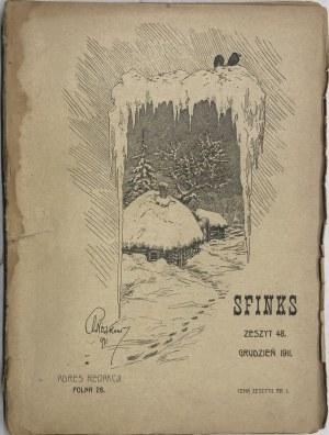 SFINKS rok 1911 tom XVI z. 48
