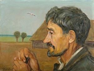 Wlastimil Hofman (1881-1970), Wiosenna zaduma
