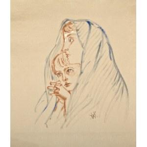 Wlastimil Hofman (1881-1970), Macierzyństwo