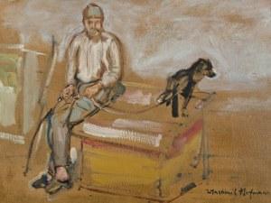 Wlastimil Hofman (1881-1970), Ojciec Heleny Sylwester Fliszewski (lata 20.)