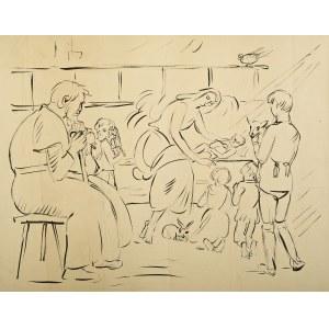 Wlastimil Hofman (1881-1970), Boże Narodzenie
