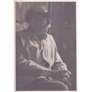 Wlastimil Hofman (1881-1970), Portret Wlastimila Hofmana (1952)