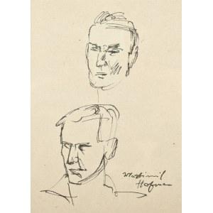 Wlastimil Hofman (1881-1970), Portret podwójny