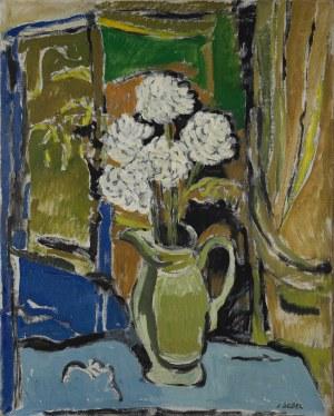 Judyta Sobel, Wazon z kwiatami