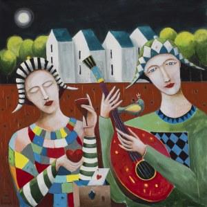Mirosław Nowiński, Muzyka jak noc kołysze moje serce, 2020