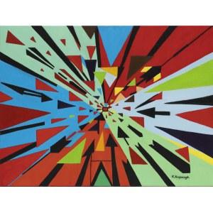 Krystyna Krzyszczyk, Eksplozja uczuć, 2020