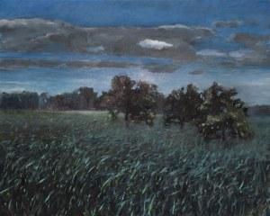 Marcelina Siwiec, Stare jabłonie, 2021