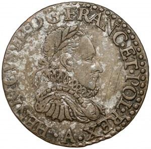 Henryk Walezy, Żeton koronacyjny 1575