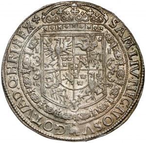 Zygmunt III Waza, Talar Bydgoszcz 1629 II - ozdobny KRZYŻ - bardzo rzadki