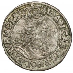 Jan II Kazimierz, Ort Toruń 1662 HDL