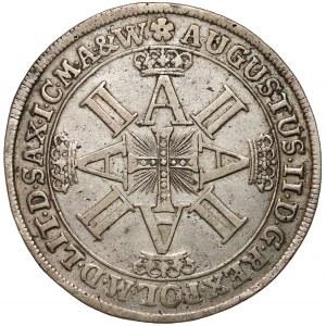 August II Mocny, Talar Lipsk 1702 - Order Dannebroga