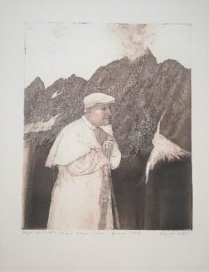 Wojciech Kostiuk ,Papież Jan Paweł II w Tatrach ,2019