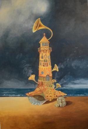 Alicja Kogut, Morza szum...