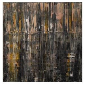 Izabela Drzewiecka, Ulice zapłakane deszczem, 2020