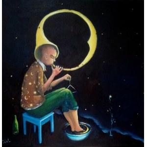 Damian Wojnowski, Księżycowa serenada, 2021